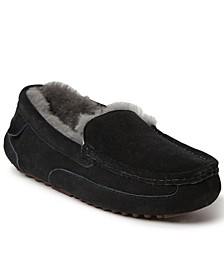 Fireside Melbourne Shearling Moccasin Slippers