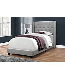 Bed - Twin Size Linen with Trim
