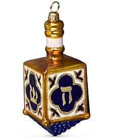 Dreidel Hanukkah Ornament