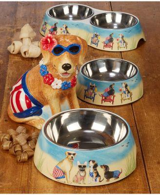 Doggy Day Spa 3-D Treat Jar