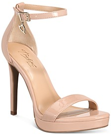 Lissy Platform Sandals, Created for Macy's