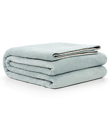 ARUS Cotton Blend Double Sided Reversible Throw Blanket