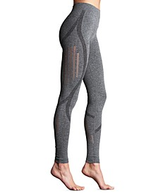 Women's White Noise Leggings