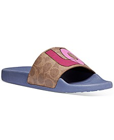 Women's Udele Love Sport Slide Sandals