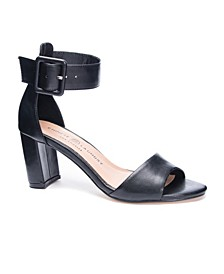 Rumor Block Heel Dress Sandals