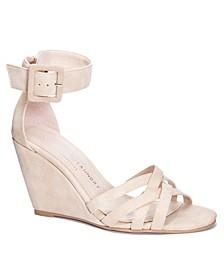 Clarissa Wedge Dress Sandals