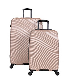 Bergen 2-Pc. Hardside Luggage Set