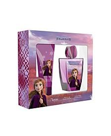 2 Piece Frozen II Anna Castle Eau De Toilette Gift Set