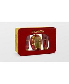 Men's 3 Piece Iron Man Eau De Toilette Gift Set