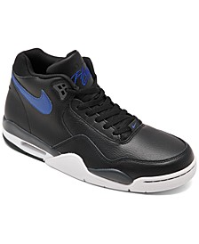 Men's Flight Legacy Casual Sneakers from Finish Line