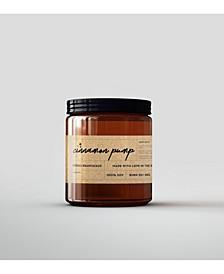Cinnamon Pump Candle, 4 oz