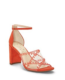 Nikaye Block Heel Sandals