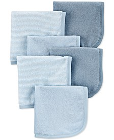 Baby Boys 6-Pk. Washcloths