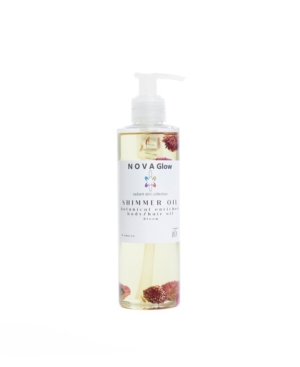 Nova Glow Collection Bloom Body Shimmer Oil