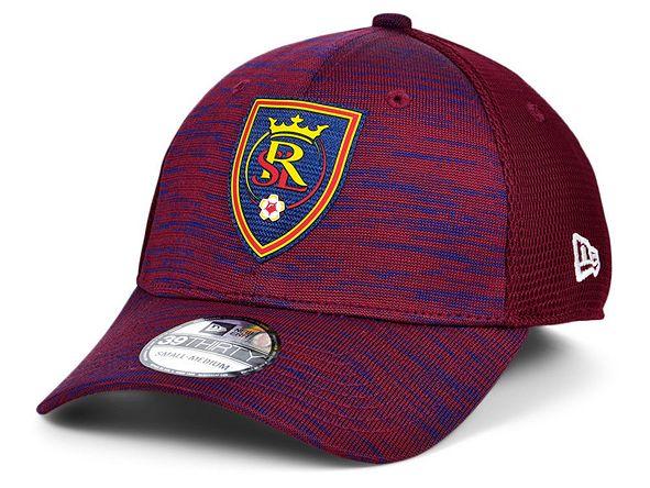 New Era Real Salt Lake   On-Field 39THIRTY Cap