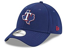 Texas Rangers   Clubhouse 39THIRTY Cap