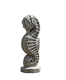 Seahorse Garden Statue