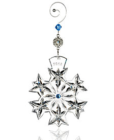 Waterford Ornament, Snowflake Wishes for Goodwill