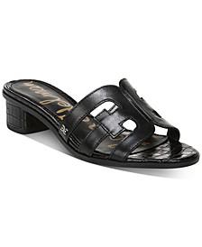 Illie Logo Slide Sandals