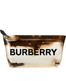 Receive a Complimentary Pouch with any large spray purchase from the Burberry Brit, My Burberry or Burberry Her fragrance collections