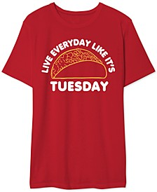 Taco Tuesday Men's Graphic T-Shirt