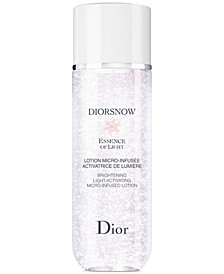 Diorsnow Essence Of Light Brightening Light-Activating Micro-Infused Lotion