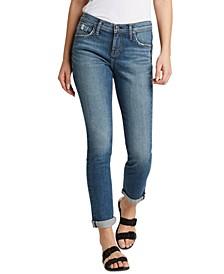 Beau Cuffed Jeans