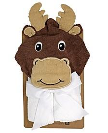 Jesse Lulu Hooded Baby Bath Towel