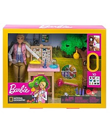 Entomologist Doll and Playset