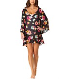 Anne Cole Tunic Cover Up Womens Swimsuit