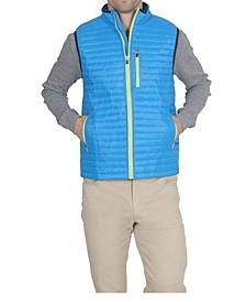 Men's Lightweight Filled Packable Vest