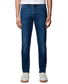 BOSS Men's Charleston BC Medium Blue Jeans