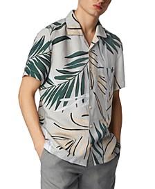 BOSS Men's Rhythm Silver Shirt