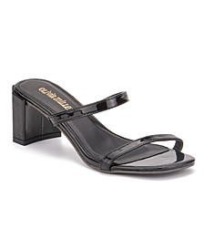 Women's Out On The Town Block Sandals
