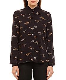 Dino Printed Shirt