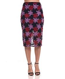 Mila Midi Skirt