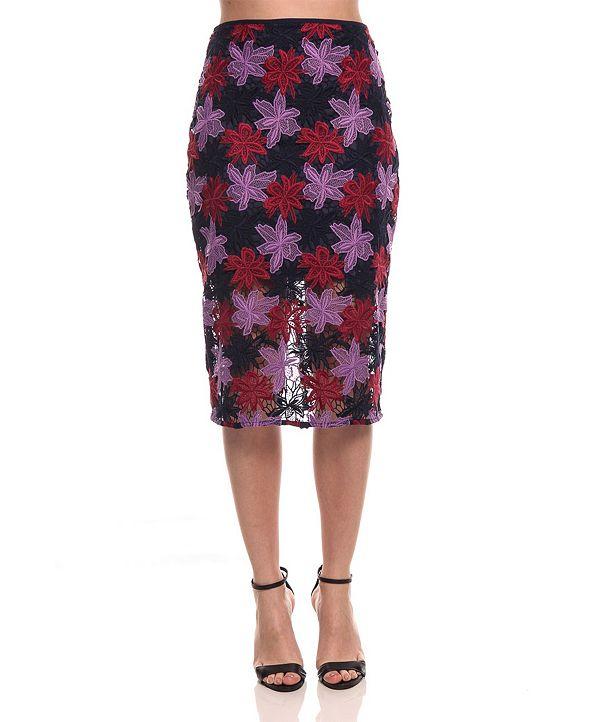 Colcci Mila Midi Skirt