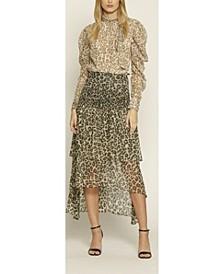 Women's Minty Midi Skirt