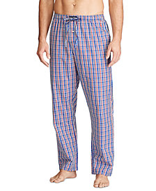 Polo Ralph Lauren Men's Woven Pajama Pants