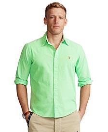 Men's Classic-Fit Chambray Shirt