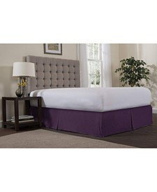 Center Pleat Bed Skirt - Twin
