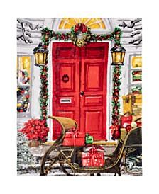 Inc Christmas Throw Christmas Eve