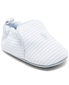 Baby Boys Percie Layette Crib Booties from Finish Line