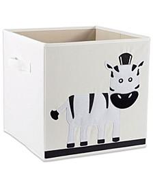 Zebra Storage Cube
