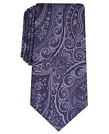 Men's Paisley Silk Tie, Created for Macy's