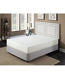 "Primo Super Divine 10"" Gel Memory Foam Firm Mattress - Queen"