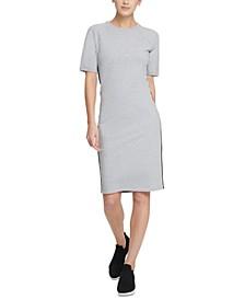 Sport Logo T-Shirt Dress