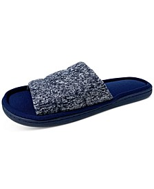 Men's Quilted Slide Slippers