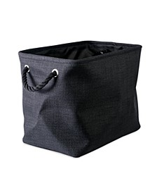 Polyester Bin Variegated Rectangle Small