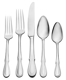 18/10 Flatware, Nottingham 5 Piece Place Setting